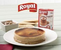 Tarta Cuajada de Caramelo Royal®