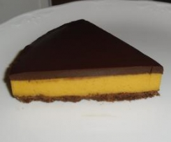 TARTA CHOCOBANANA