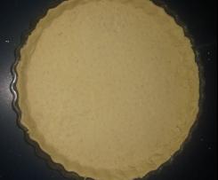 Tarta de calabaza y gorgonzola
