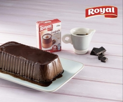 Pastel de queso y chocolate by Royal®