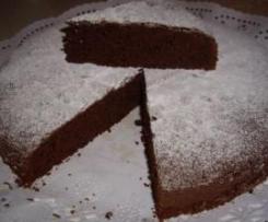 BIZCOCHO ESPONJOSO DE CHOCOLATE